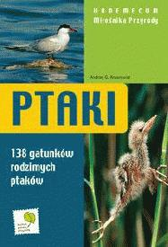 'Vademecum Miłośnika Przyrody - Ptaki' nagroda w konkursie Wdeckiego parku Krajobrazowego